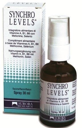 SYNCHROLEVELS SPRAY 30 ML