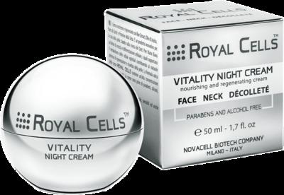 ROYAL CELLS NIGHT CREAM  50 ML DOTT BIAVA