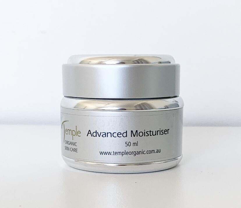 Advanced Moisturiser 50ml