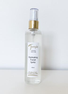 Hydrating Rose Facial Spritz 100ml
