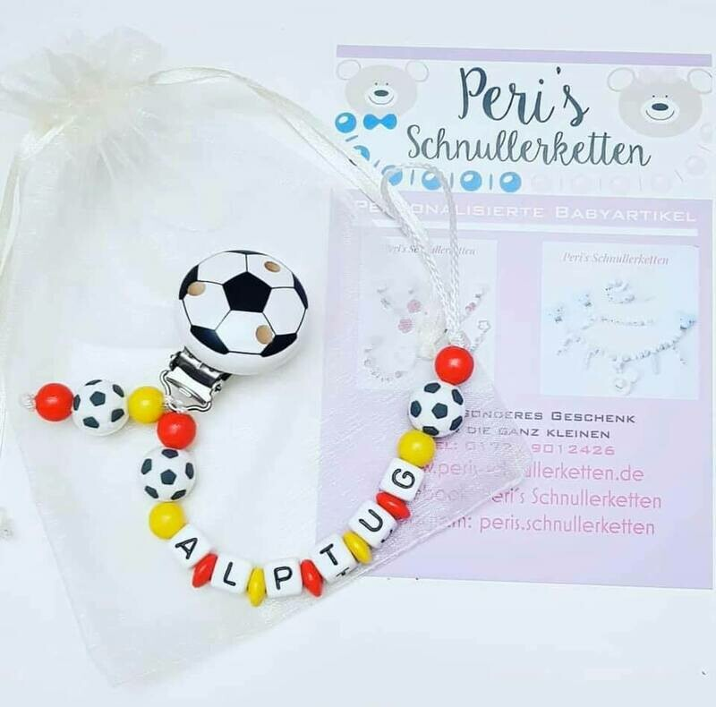Schnullerkette Fussball, Galatasaray