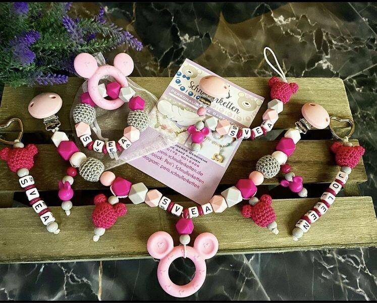Set Maus Pink