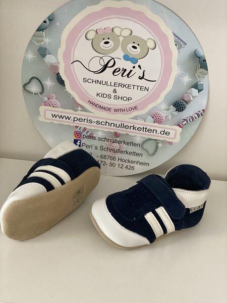 Babyschuhe Sneakers Blue