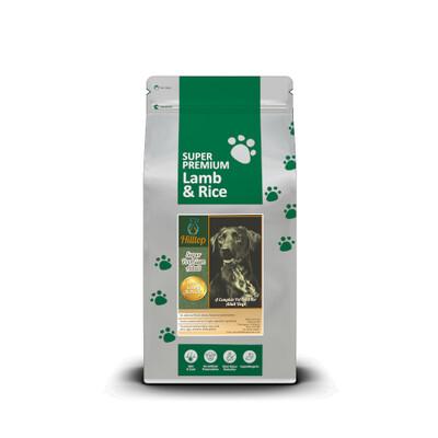 Hilltop Super Premium Adult Dog - Lamb & Rice