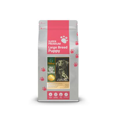 Hilltop Super Premium Large Breed Puppy - Salmon & Potato