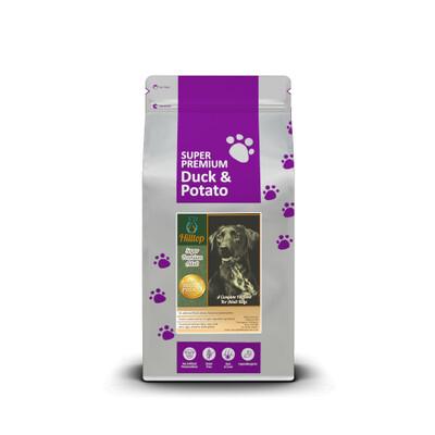 Hilltop Super Premium Adult Dog - Duck & Potato