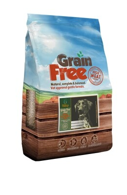 Hilltop Grain Free Large Breed Dog - Salmon, Trout, Sweet Potato & Asparagus