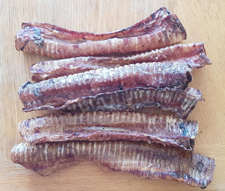Moo Tubes - Dried Beef Whole Trachea