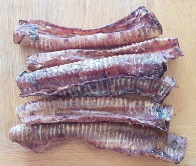 Moo Tubes - Dried Beef Whole Trachea
