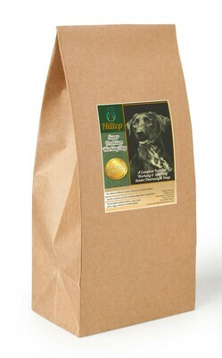 Hilltop Super Premium Adult Working Dog - SENIOR/LIGHT Rich in Fish with Rice 15kg