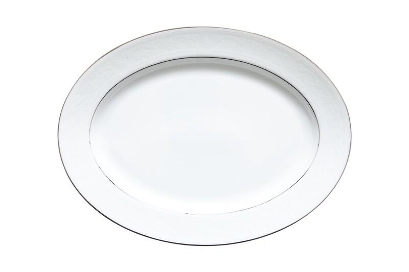 Bridal Platinum Fat 41cm