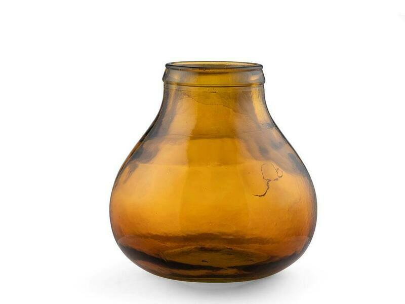 Bitz vasi/lukt large amber