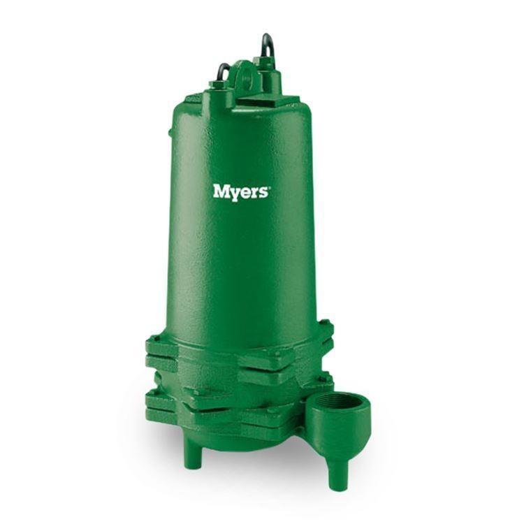 Meyers Turbine Pump ME50S-21,  1/2HP, 90GPM, 56THD, 230V