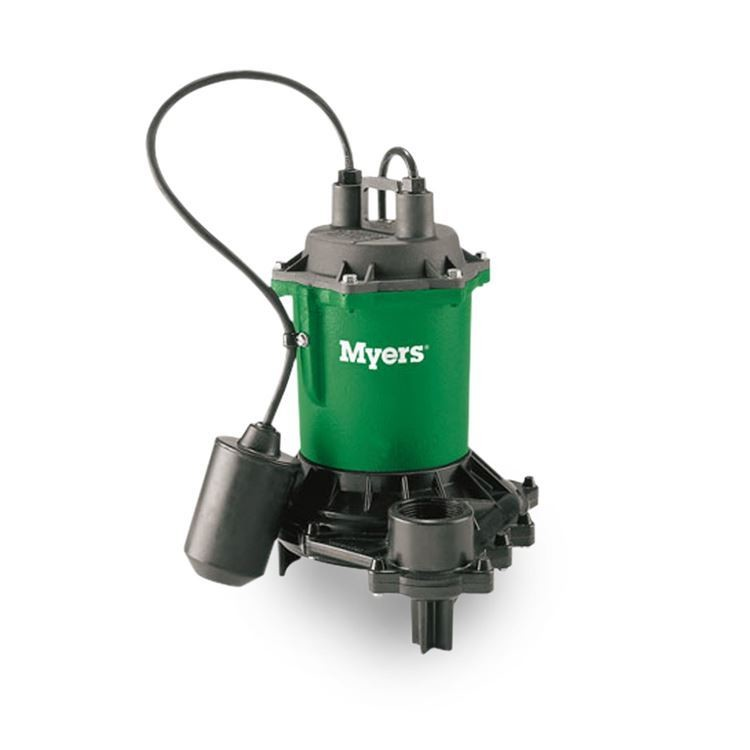 Meyers Turbine Pump ME40PC-2 - 4/10HP, 80GPM, 32TDH, 230V