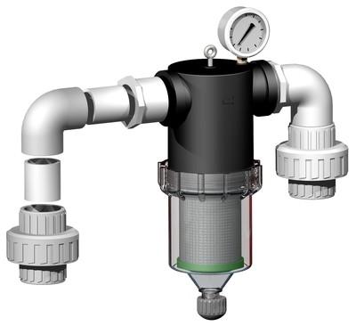 Pressure Filter Package