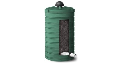 AiraCarb Odor Control System (175 CFM)