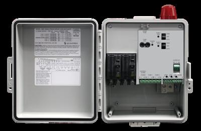 SJE Rhombus NEX Series Duplex Demand Dose Control Panel
