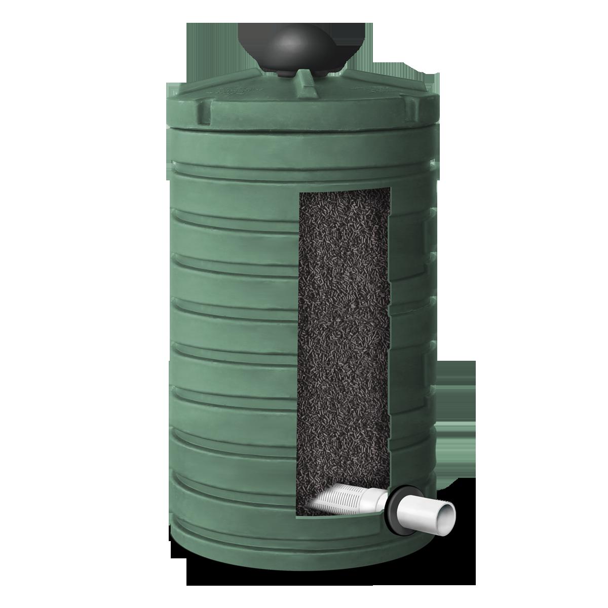 AiraCarb Odor Control System (75 CFM)
