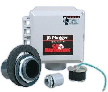 JB Plugger No alarm or floats