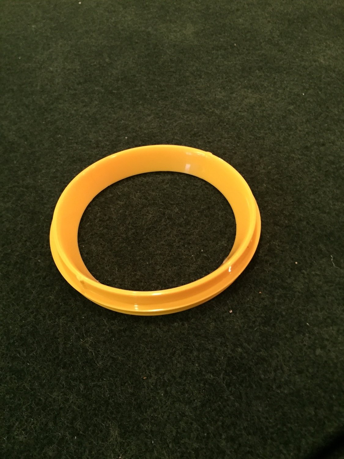"""SDR 35 4"""" Pipe - Yellow"""