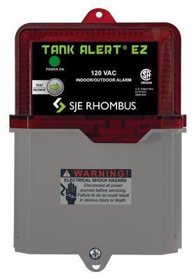 Indoor/Outdoor Alarm Tank Alert EZ