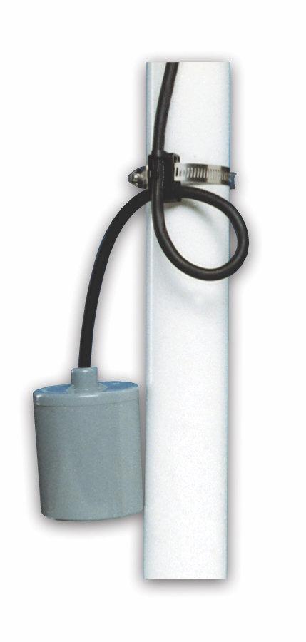 Pumpmaster UP 120/230V 13A W/0 Plug