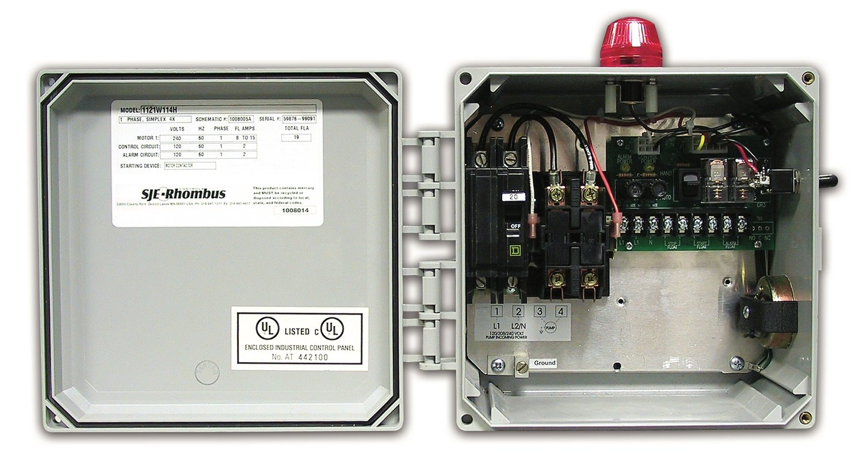 Model 112 1 Phase Simplex