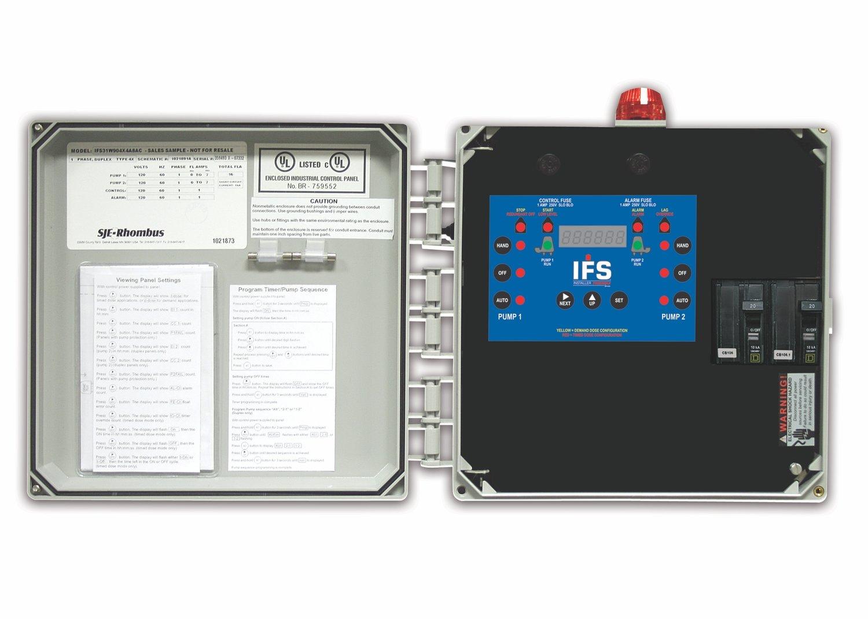 Installer Friendly Series® 1P Duplex