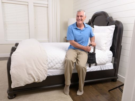 PT Bed Cane | Bed Safety | Standing From Bed | Mobility Aid Seniors  | Bed Handle