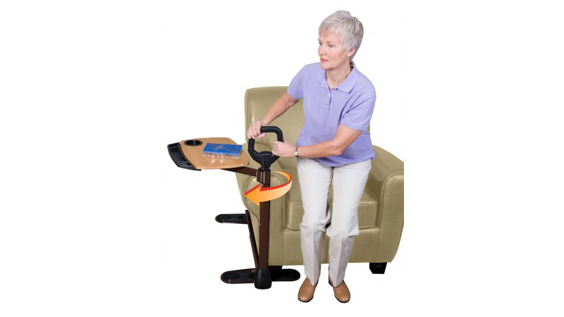 Assist-A-Tray | Mobility Aid Seniors | TV Tray | Lap Desk | Standing From Chair | Tray Table