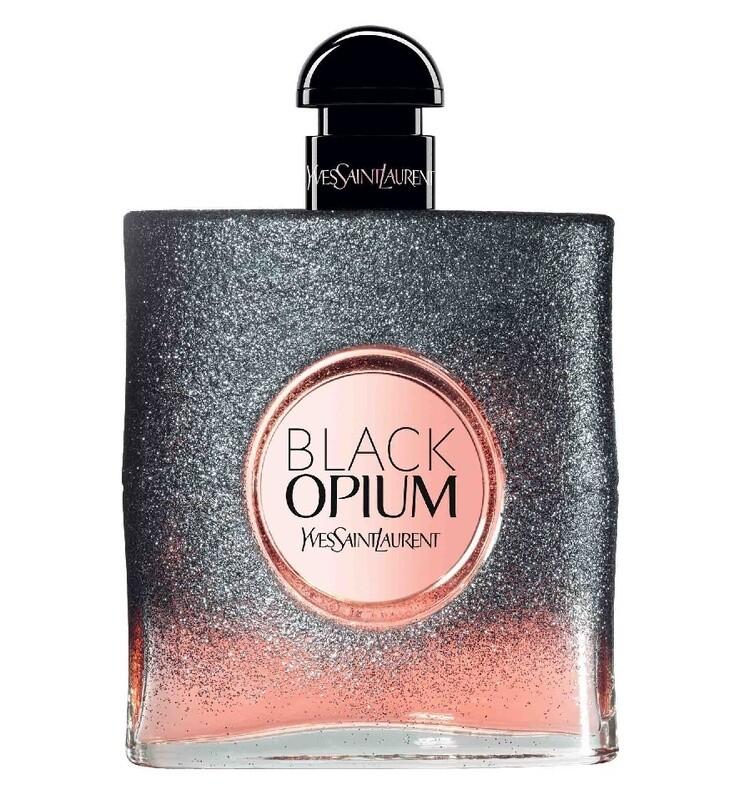 YSL BLACK OPIUM FLORAL SHOCK 90 мл