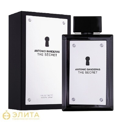 Antonio Banderas The Secret - 100 ml edt