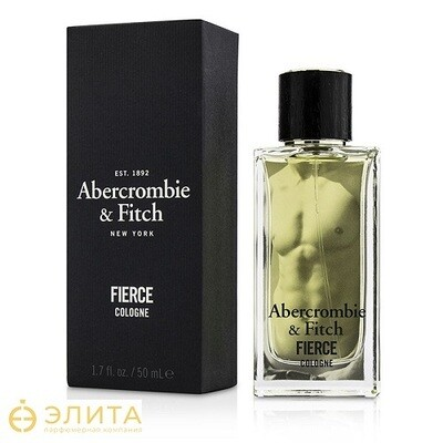 Abercrombie & Fitch Fierce Cologne - 100 ml edt