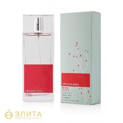 Armand Basi In Red Eau Fraiche - 100 ml