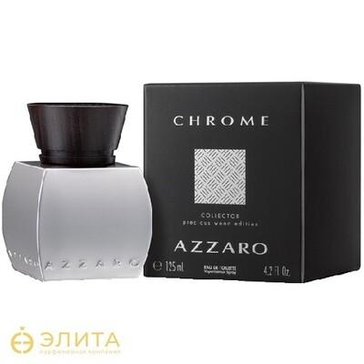 Azzaro Chrome Collector Precious Wood Edition - 125 ml