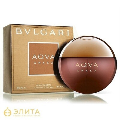 Bvlgari Aqva Amara - 100 ml