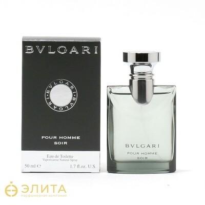 Bvlgari Pour Homme Soir - 100 ml
