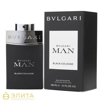 Bvlgari Man Black Cologne - 100 ml