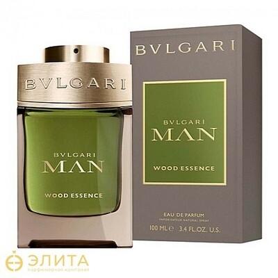 Bvlgari Man Wood Essence - 100 ml