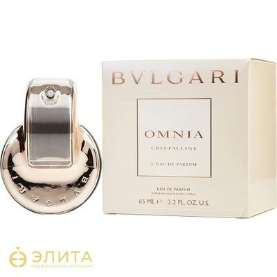 Bvlgari Omnia Crystalline L`Eau de Parfum - 65 ml