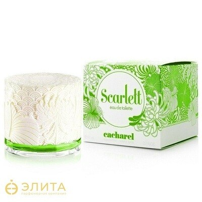 Cacharel Scarlett Green - 80 ml