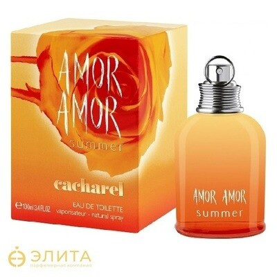 Cacharel Amor Amor Summer 2012 - 100 ml
