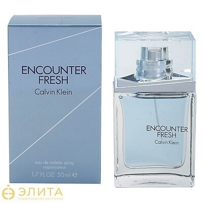 Calvin Klein Encounter Fresh - 100 ml
