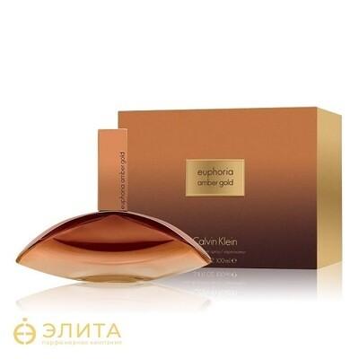 Calvin Klein Euphoria Amber Gold  - 100 ml