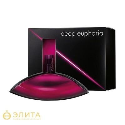 Calvin Klein Deep Euphoria - 100 ml