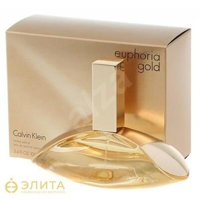 Calvin Klein Euphoria Gold - 100 ml