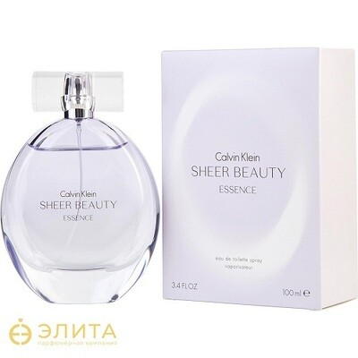 Calvin Klein Sheer Beauty Essence - 100 ml