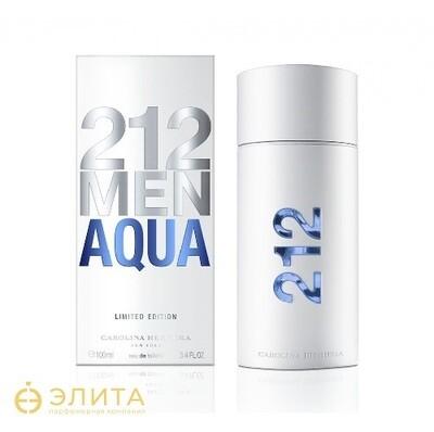 Carolina Herrera 212 Men Aqua - 100 ml