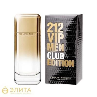 Carolina Herrera 212 Vip Club Edition Men - 100 ml