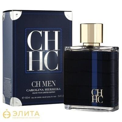 Carolina Herrera CH Men Grand Tour Limited Edition - 100 ml